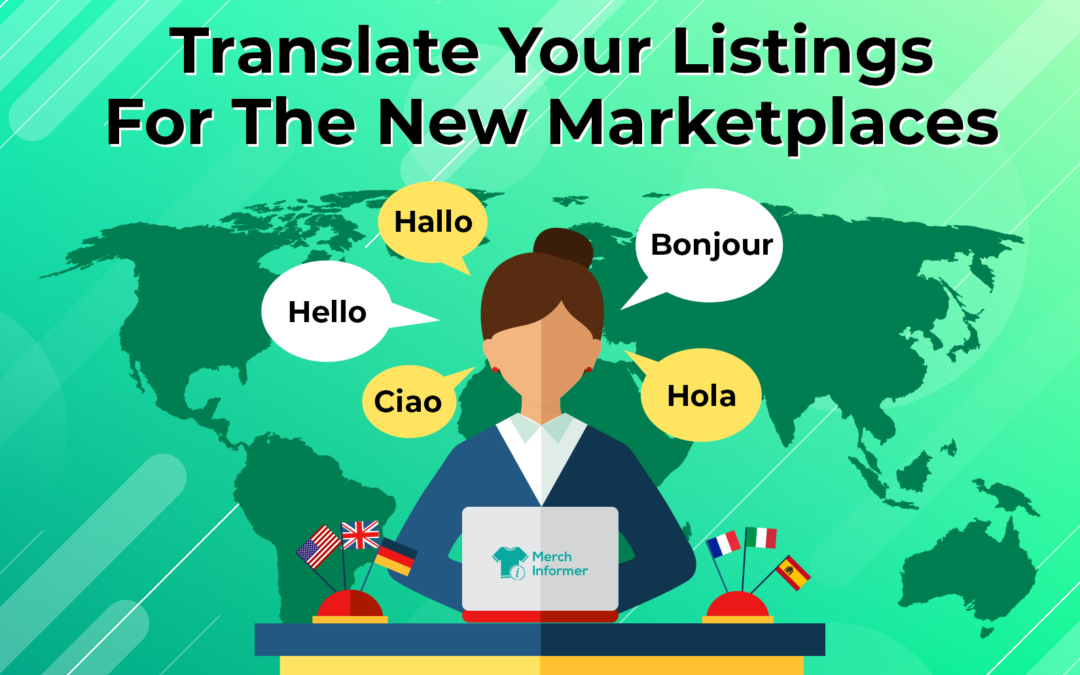 Translate Your Listings For The New Marketplaces