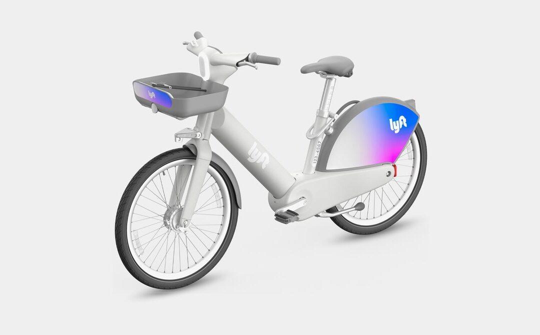 Lyft's Revamped Bike-Share Ebike Is Sleek—and Beefy