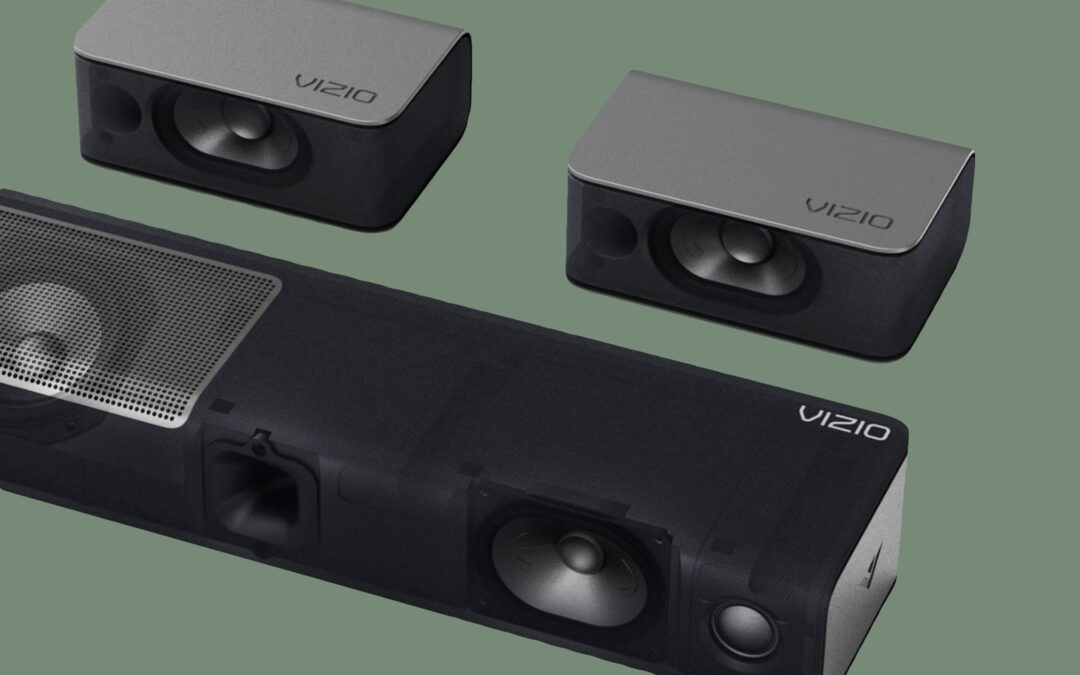 Vizio's New System Brings Theater Sound to the Living Room