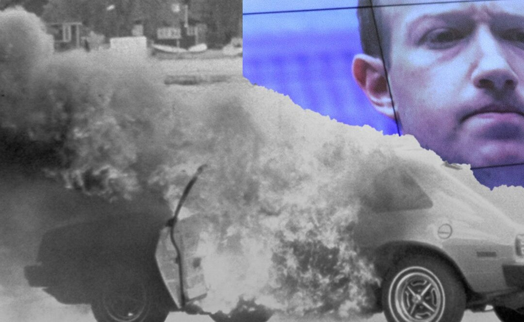Facebook's Fall From Grace Looks a Lot Like Ford's
